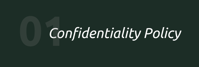 ACT-confidentiality-policy