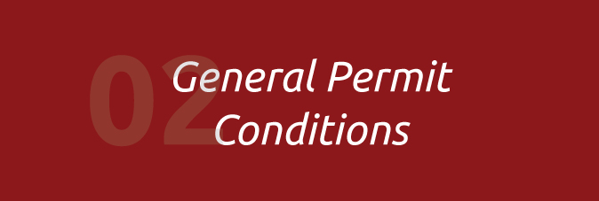 ACT-general-permit-conditions