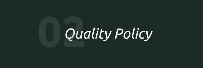 ACT-quality-policy